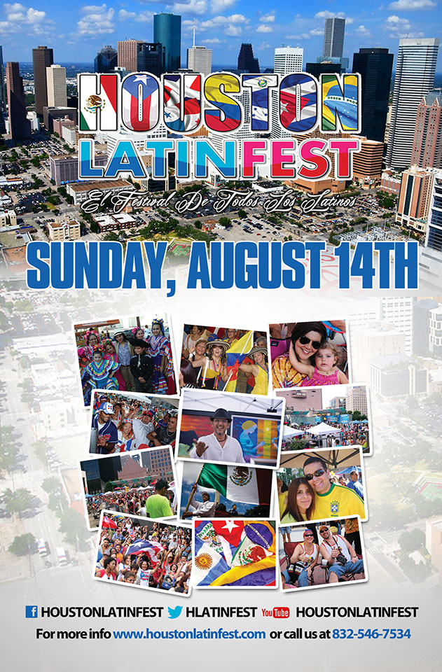 Houston Latin Festival - Downtown Houston